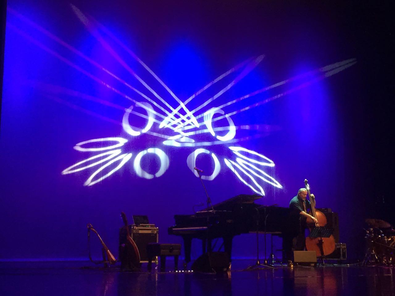 Bass solo, Huai'an, China September 20, 2016