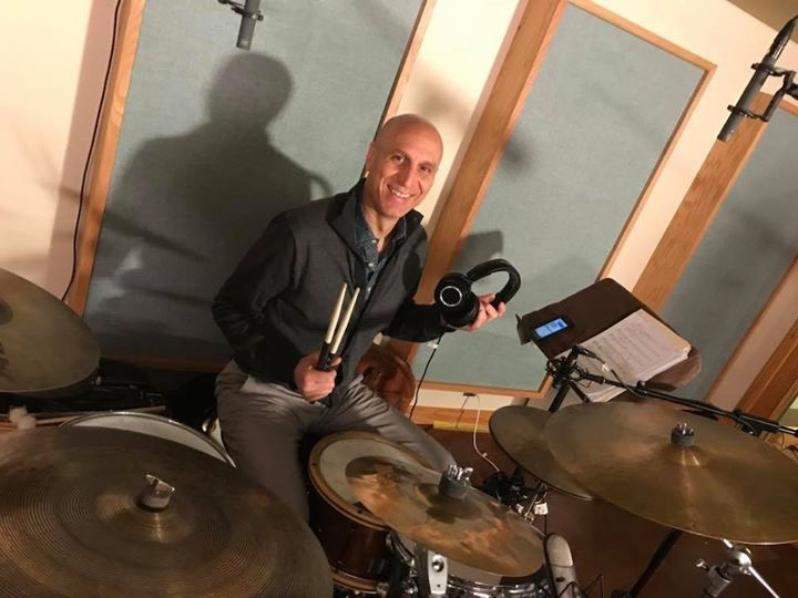 In April of 2018 Free Planet Radio records with singer/songwriter Jane Kramer. Sound Temple Studios Asheville, NC. Percussionist River Guerguerian!!