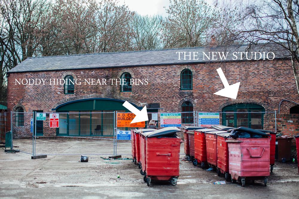 Sheffield Wedding Photographers Elsecar Heritage Center Studio (12).jpg