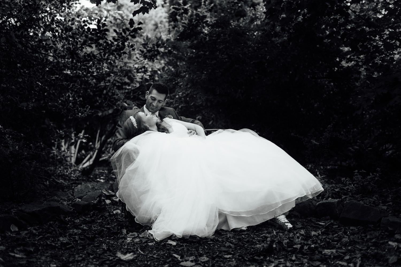 modern wedding photography ringwood hall chesterfield