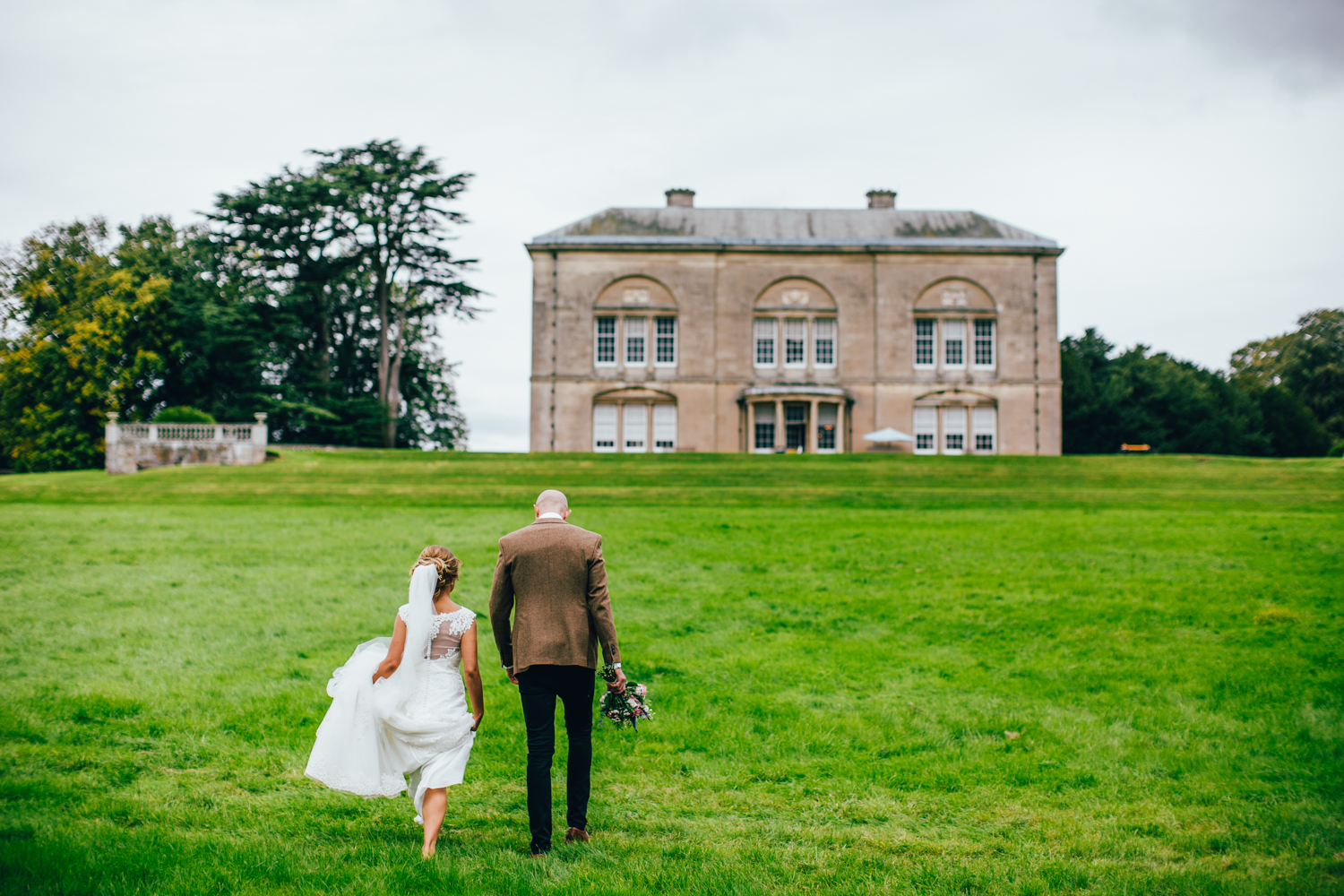 weddings at sledmere house yorkshire