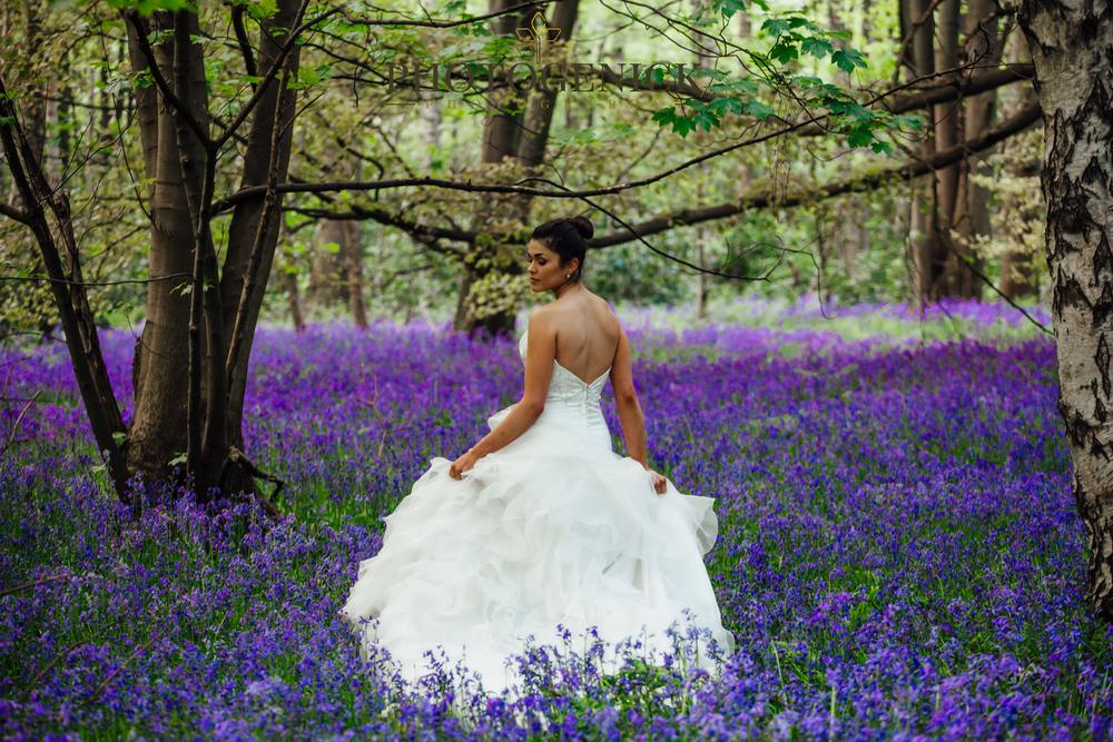 luxury wedding photographers in rotherham