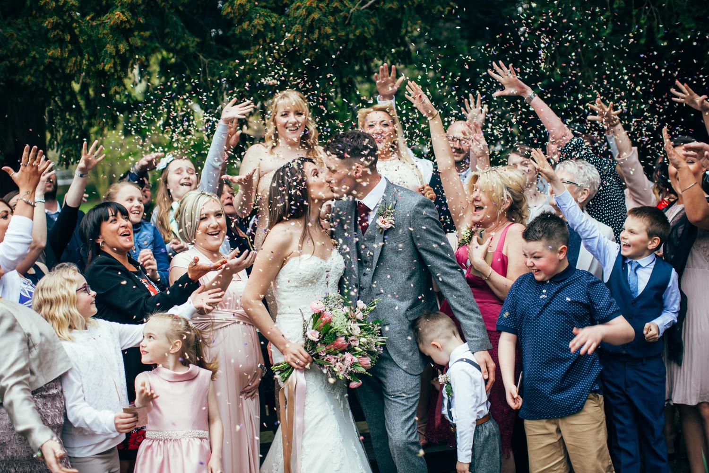 beautiful wedding photography ringwood hall chesterfield