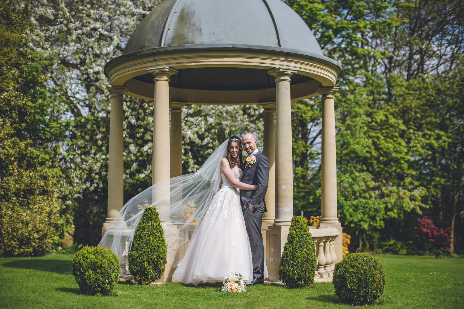 quirky wedding photographers chesterfield