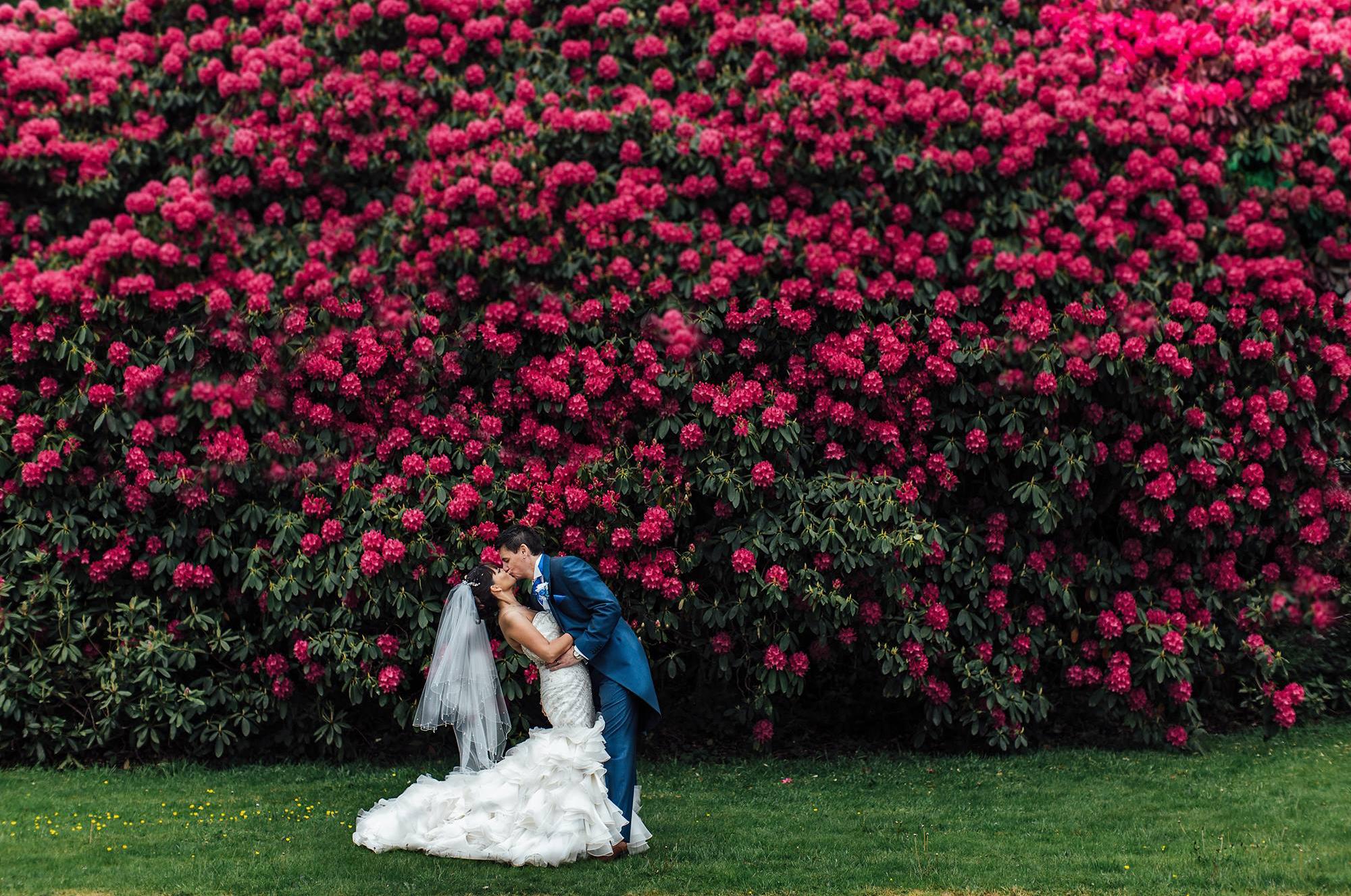 wedding photographers in Yorkshire