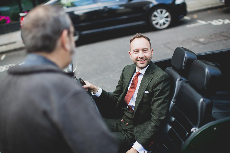 quirky london wedding photographers, mc motors-35.jpg