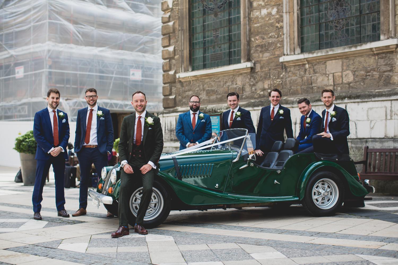 quirky london wedding photographers, mc motors-51.jpg