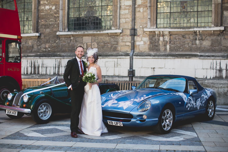 quirky london wedding photographers, mc motors-87.jpg