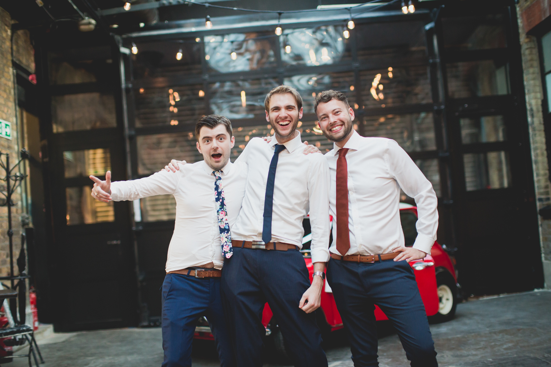 quirky london wedding photographers, mc motors-131.jpg