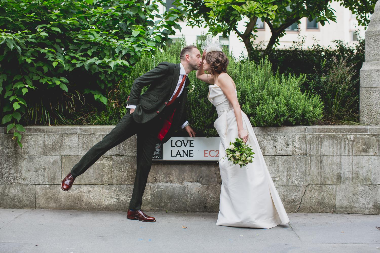 industrial wedding photographers in london