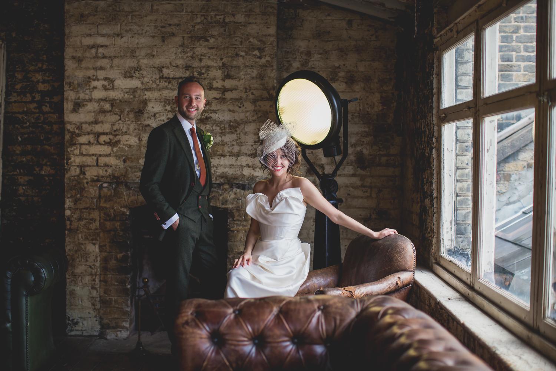fashion wedding photographers in london