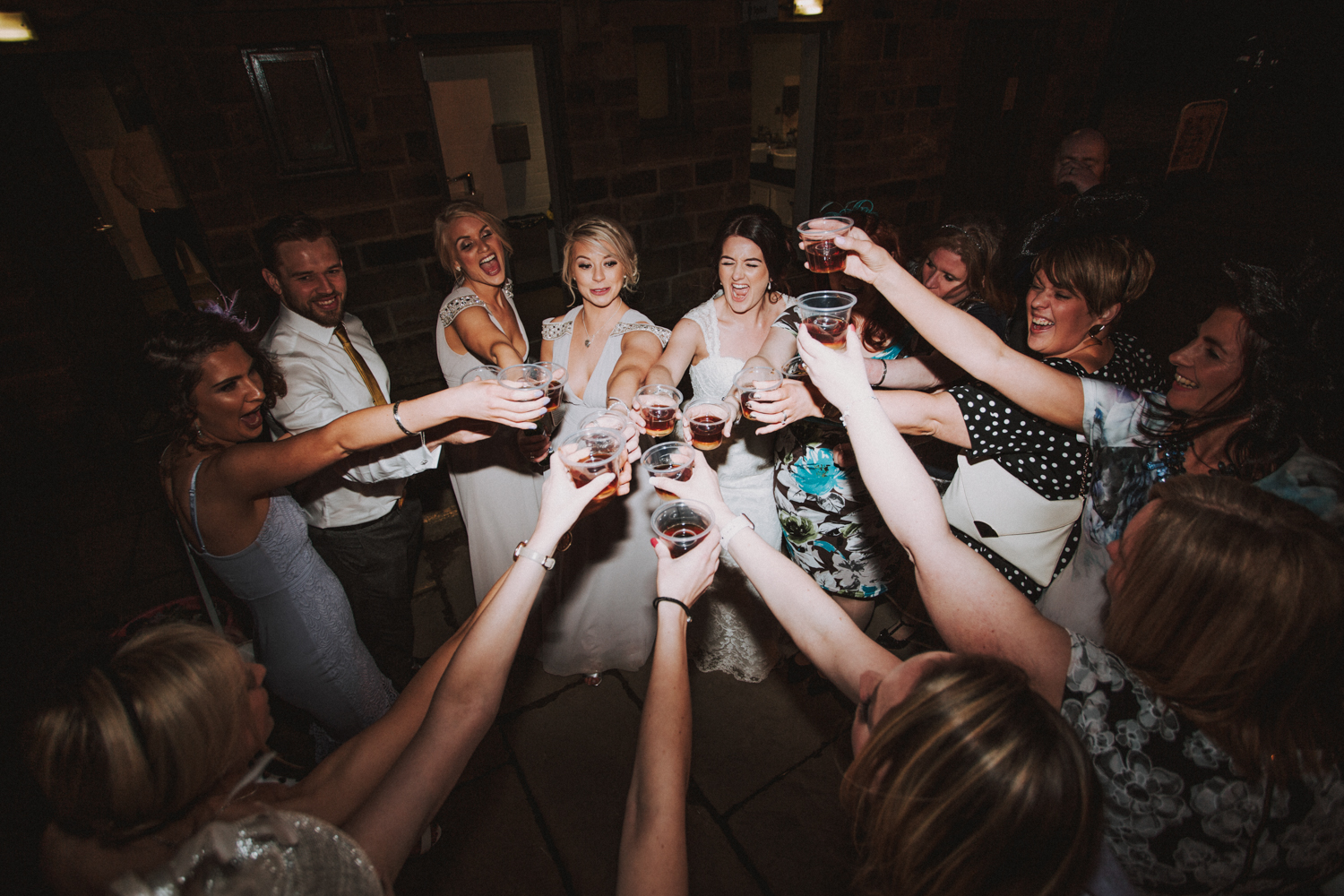 fun wedding photographers in Sheffield