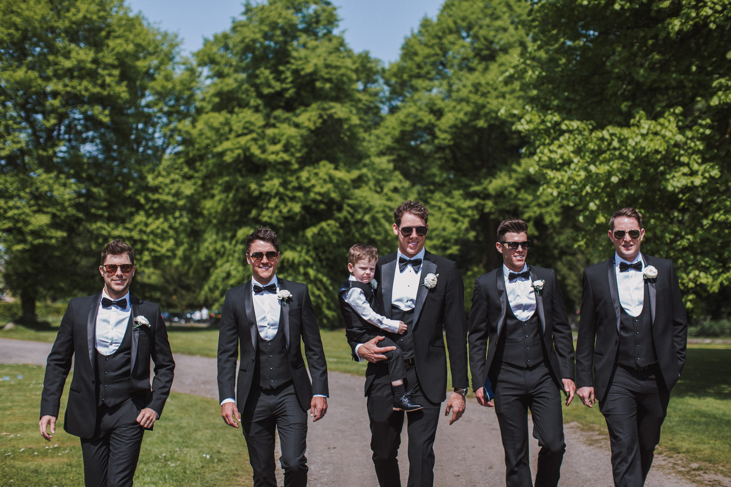funky wedding photographers in sheffield