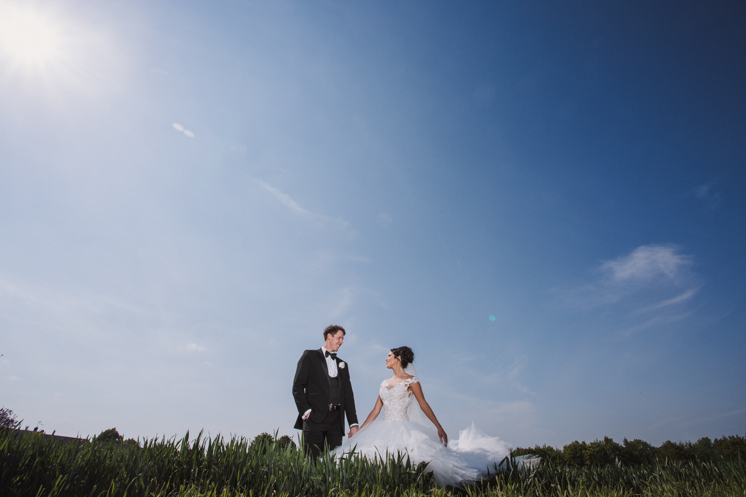 different wedding photographers in sheffield