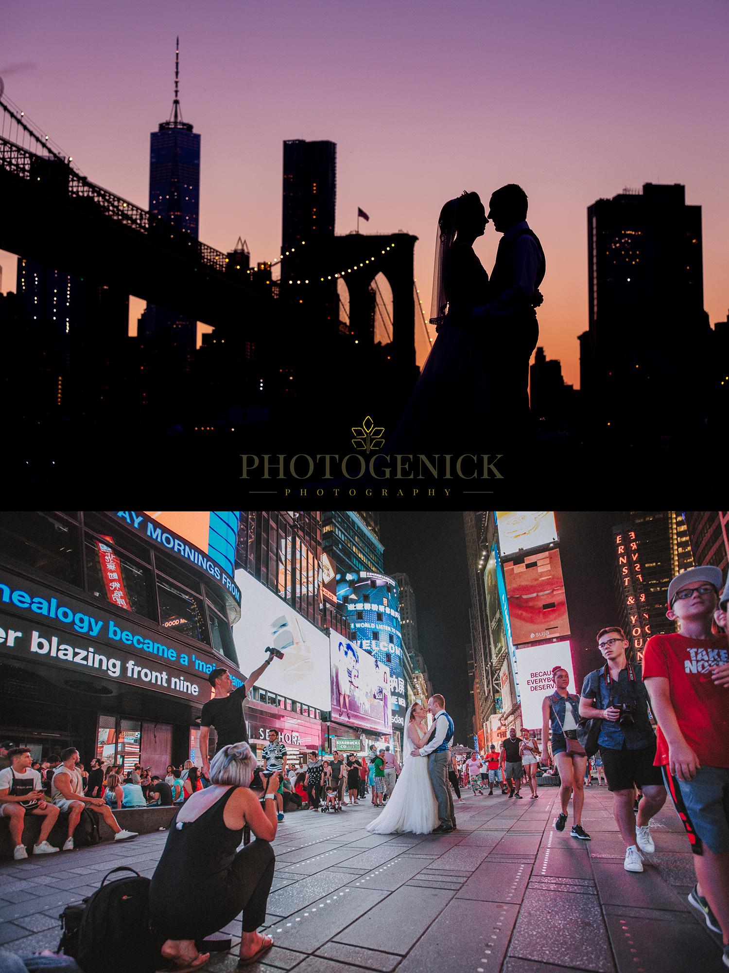 yorkshire wedding photographers wedding in new york