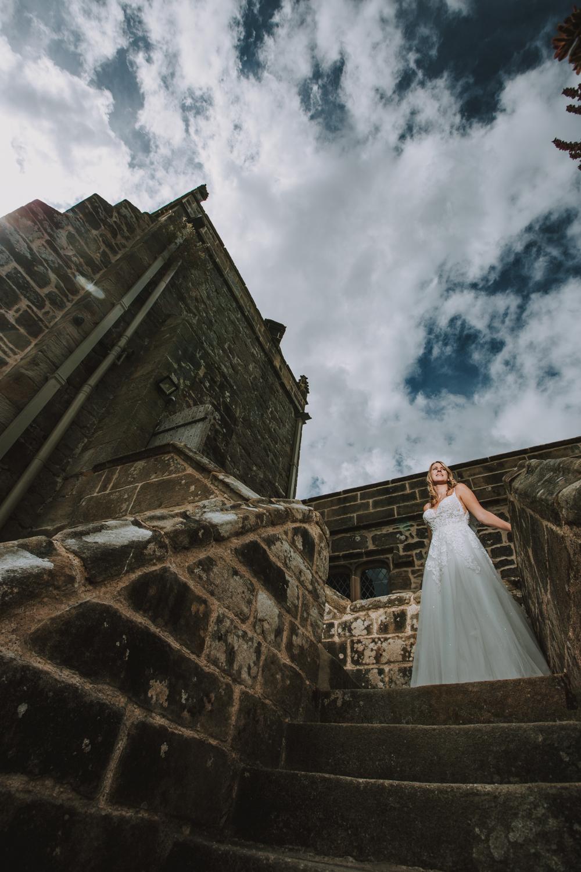 unique wedding photographers yorkshire