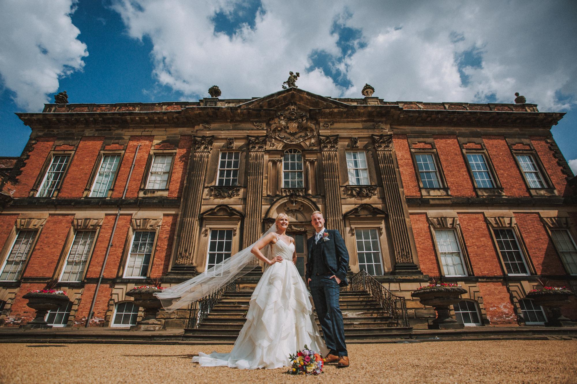 yorkshire wentworth woodhouse weddings
