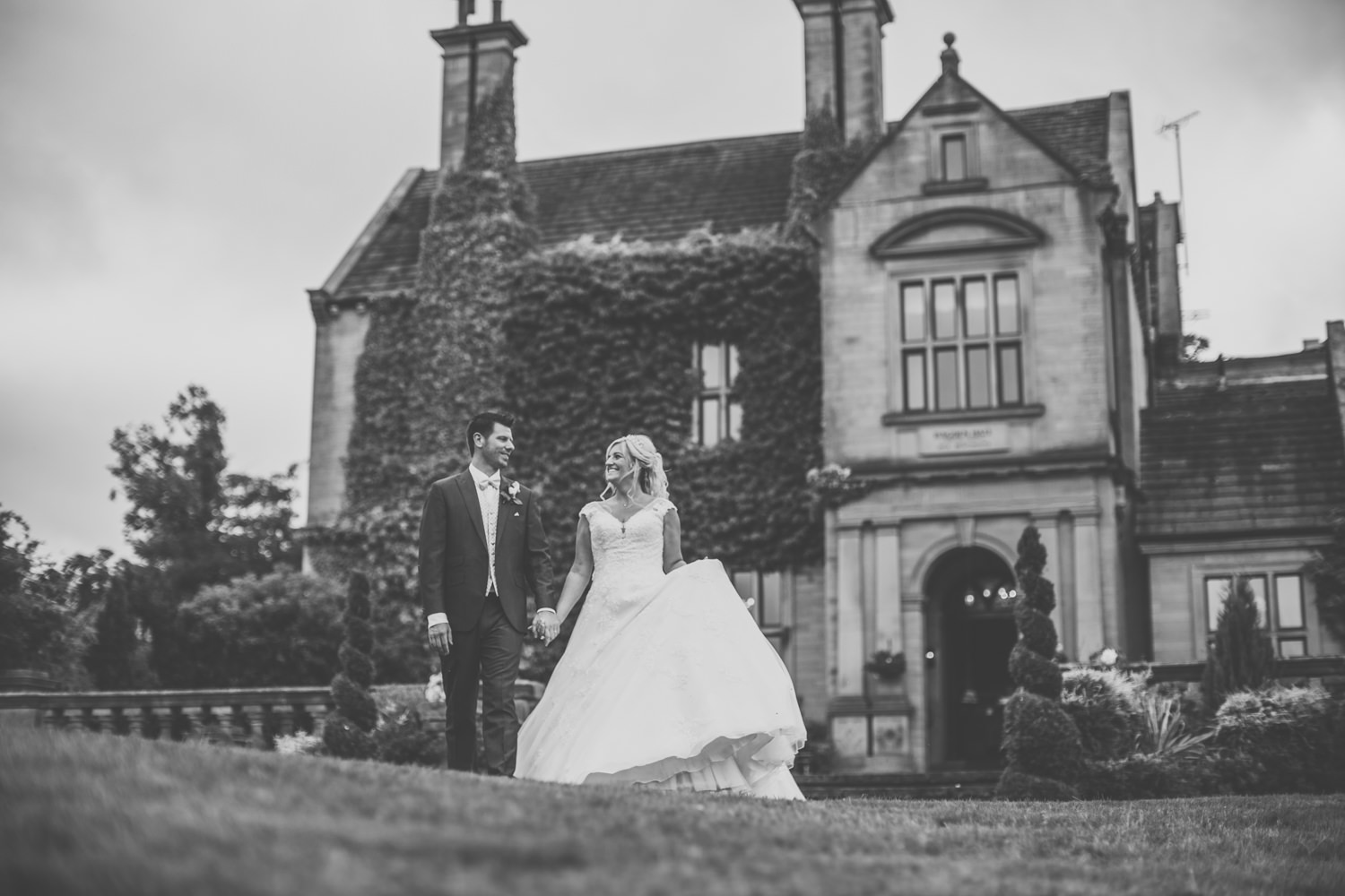 bagged hall huddersfield wedding photographers