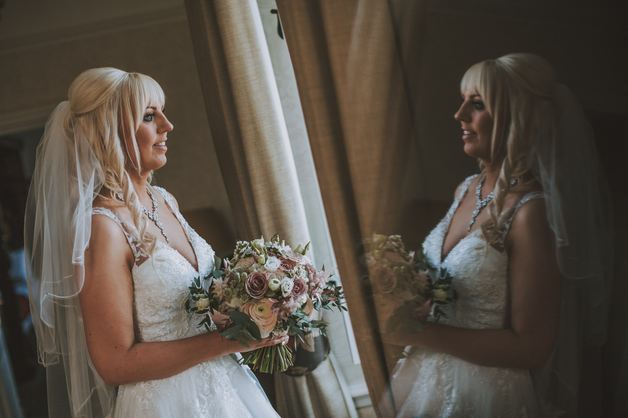 Yorkshire wedding photographers in rotherham