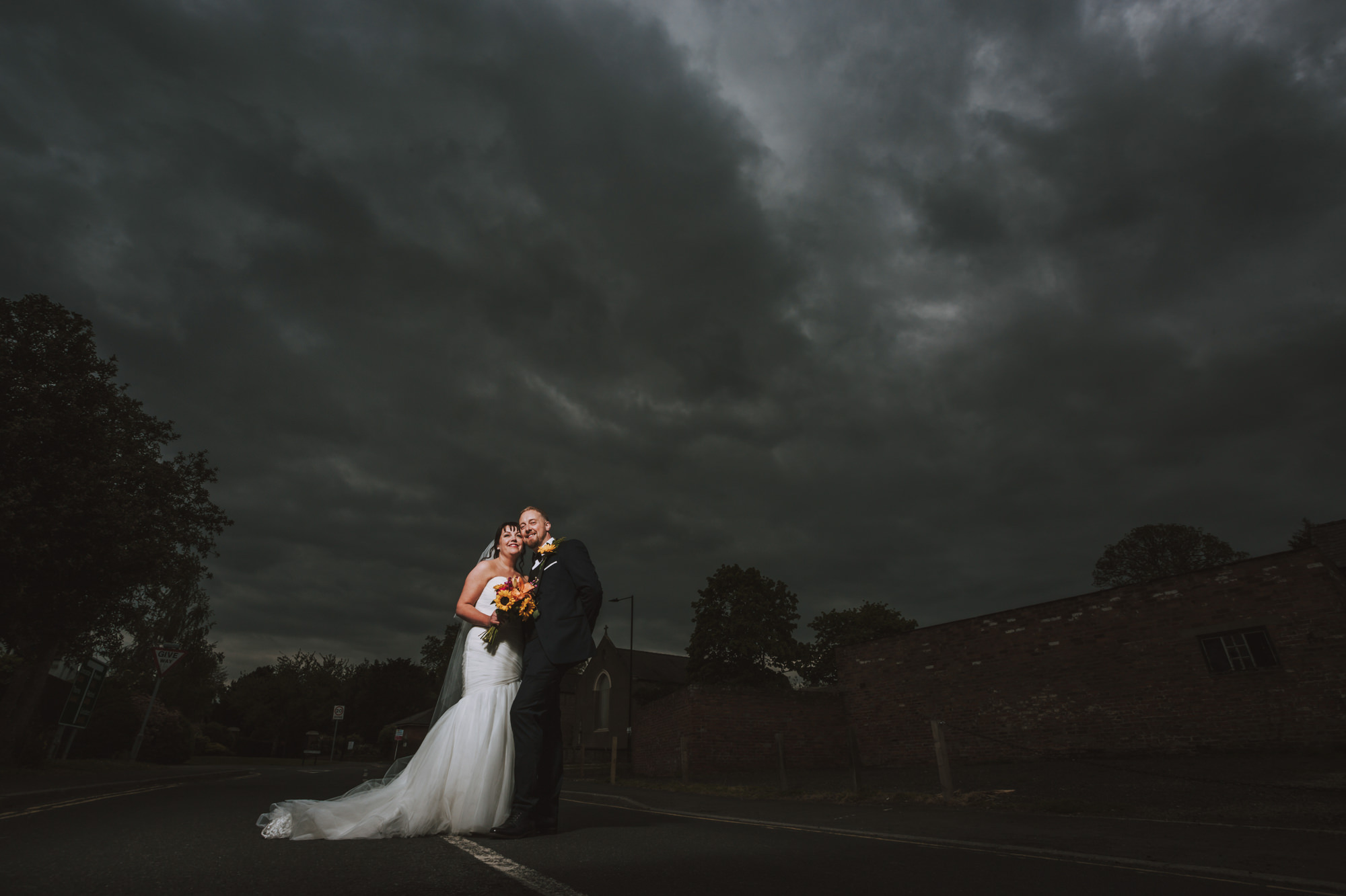 Yorkshire wedding photographers Doncaster