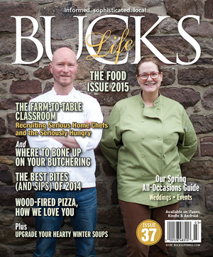 "Buck's Life Food Issue 2015 ""Living the Dream"""