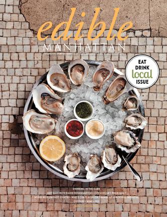 "Edible Manhattan & Edible Brooklyn Summer/Fall 2015 ""A Former Gourmet Editor Has Built a Farm-Based Cooking School"""