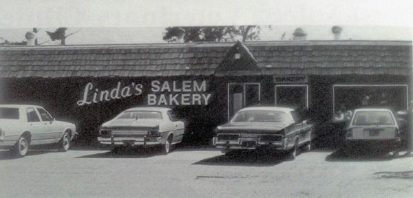Linda's Bakery, West Salem, Wisconsin, 1984