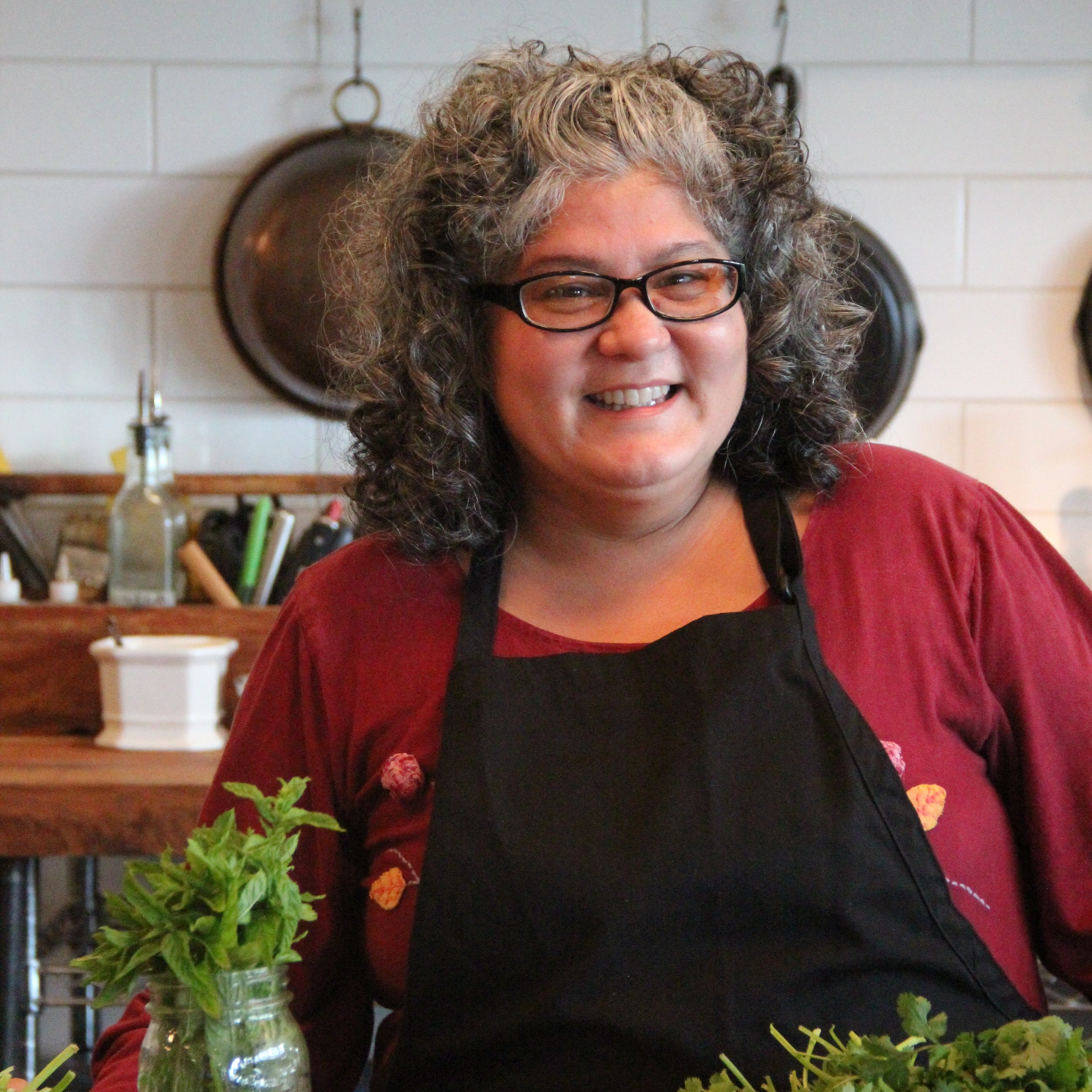 April Galilio   April hails from a Punjabi household which is in the Northern region of India, the land of Butter Chicken and Channa Masala. She has spent 40 years on an adventurous journey in researching, learning, and developing recipes from around the world. She left the corporate world 8 years ago, and has focused on turning her passion for food into a career.  Enjoy cooking with April over a cup of Masala Chai, and learn about the fascinating world of Indian cuisine and its history. She will show you how to prepare everything from village foods, street cart dishes, and classic Indian favorites.