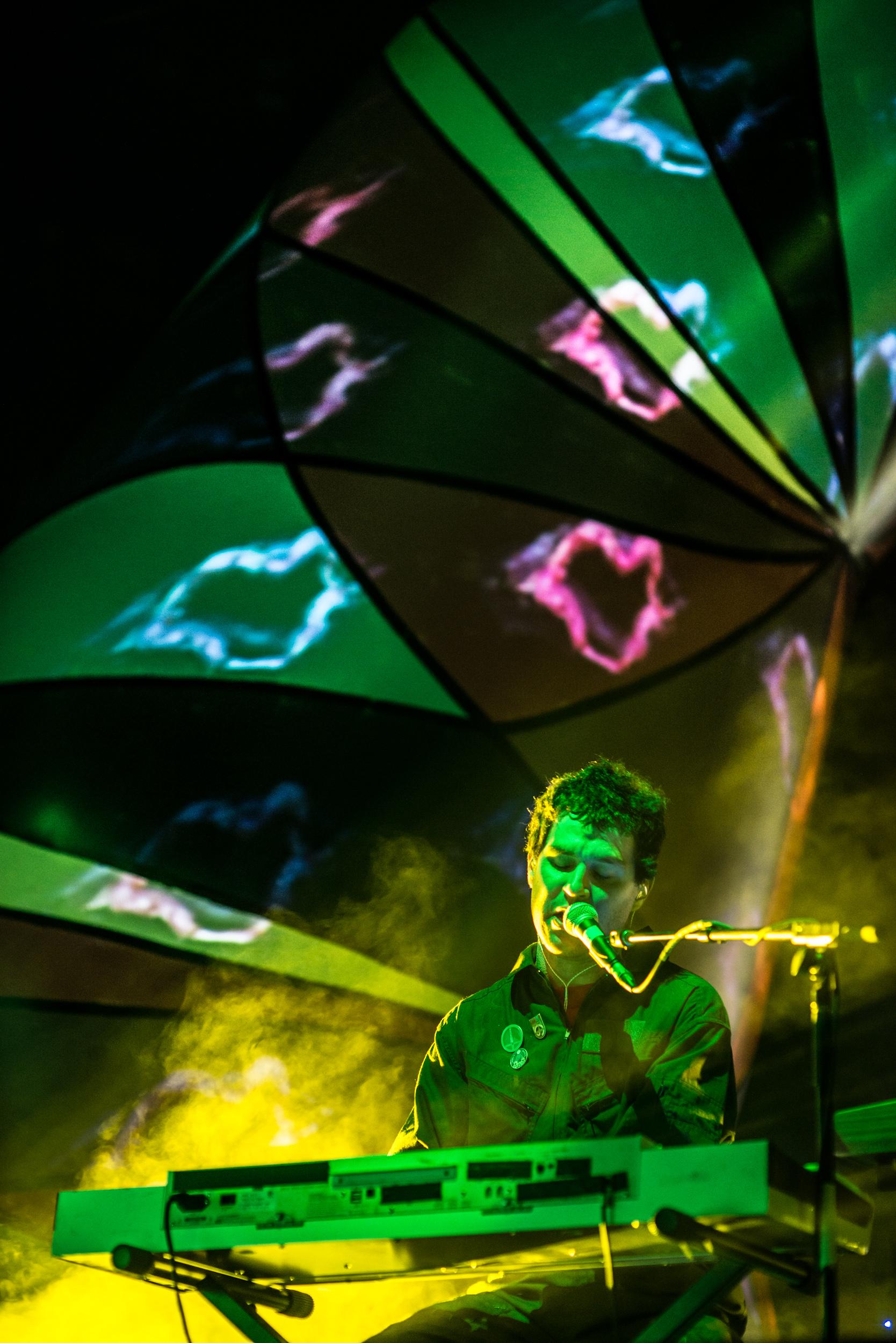Animal Collective-Centipede Hz World tour 2012