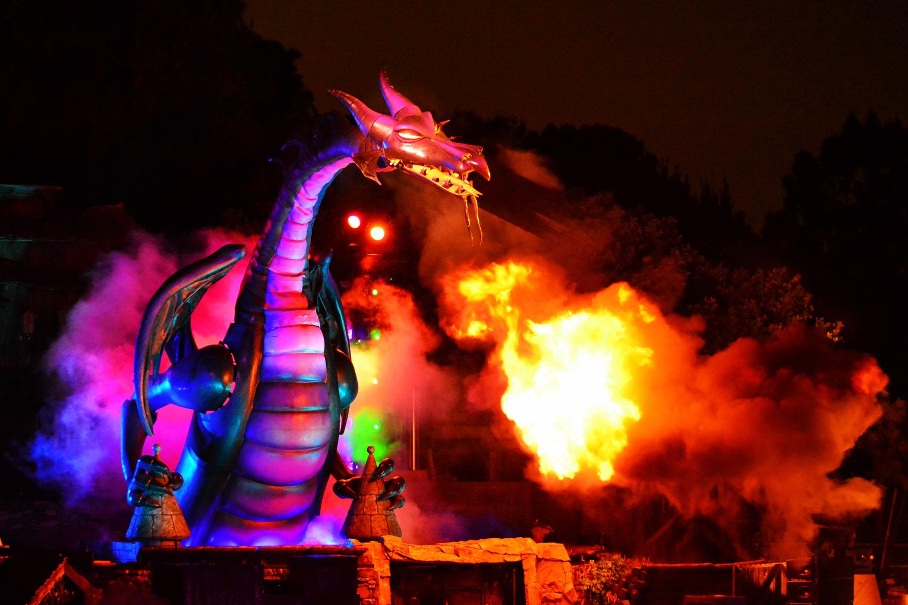 Fantasmic! Disneyland Resort