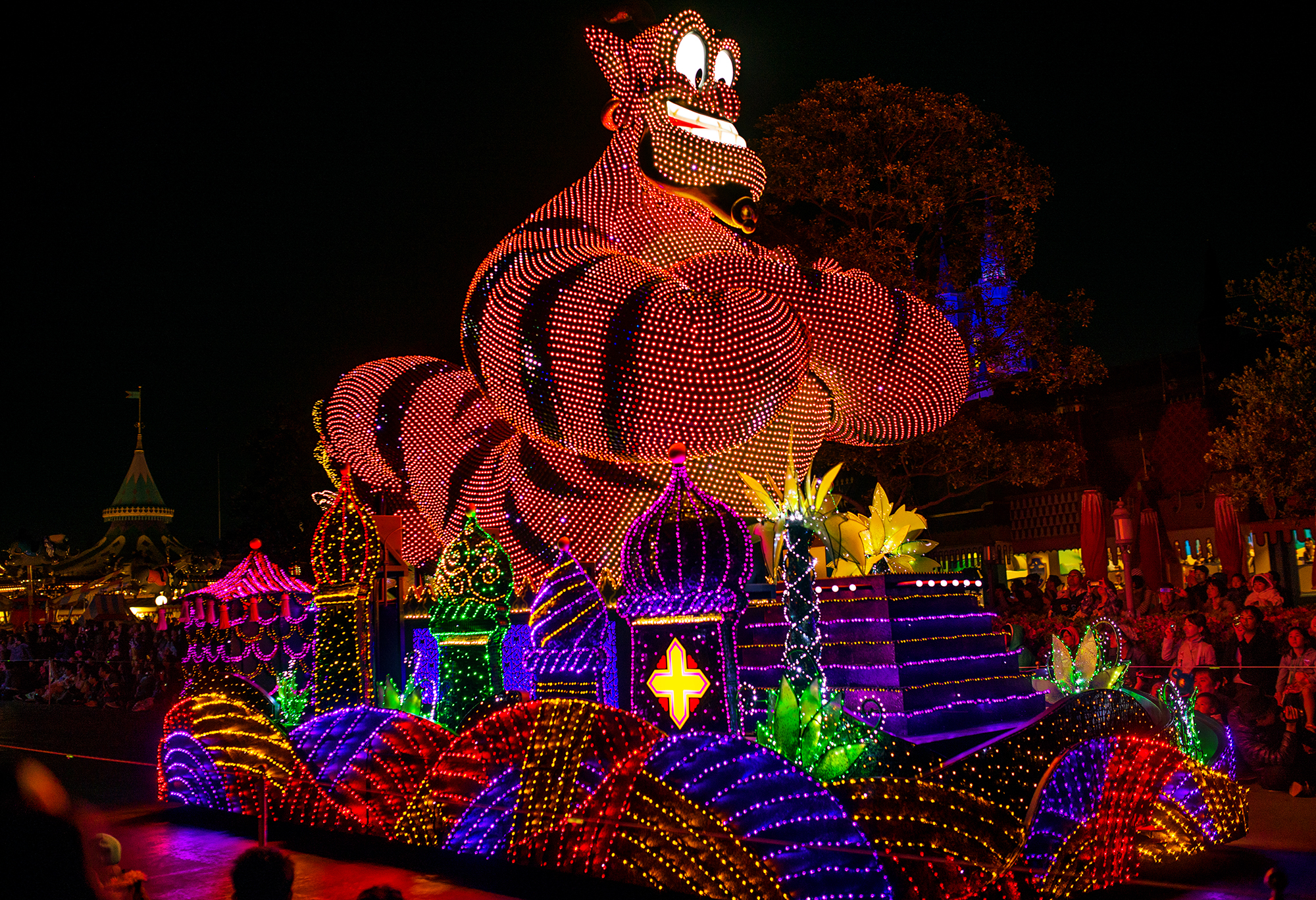 Main St. Electrical Parade-Dreamlights Tokyo Disneyland