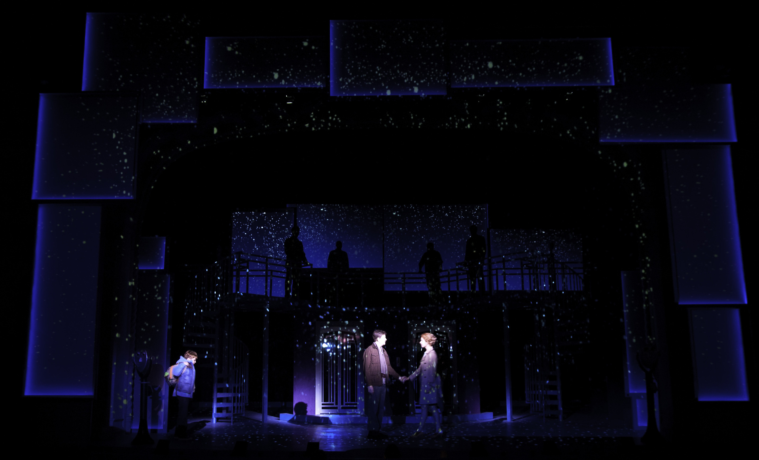Sleepless in Seattle- The Musical
