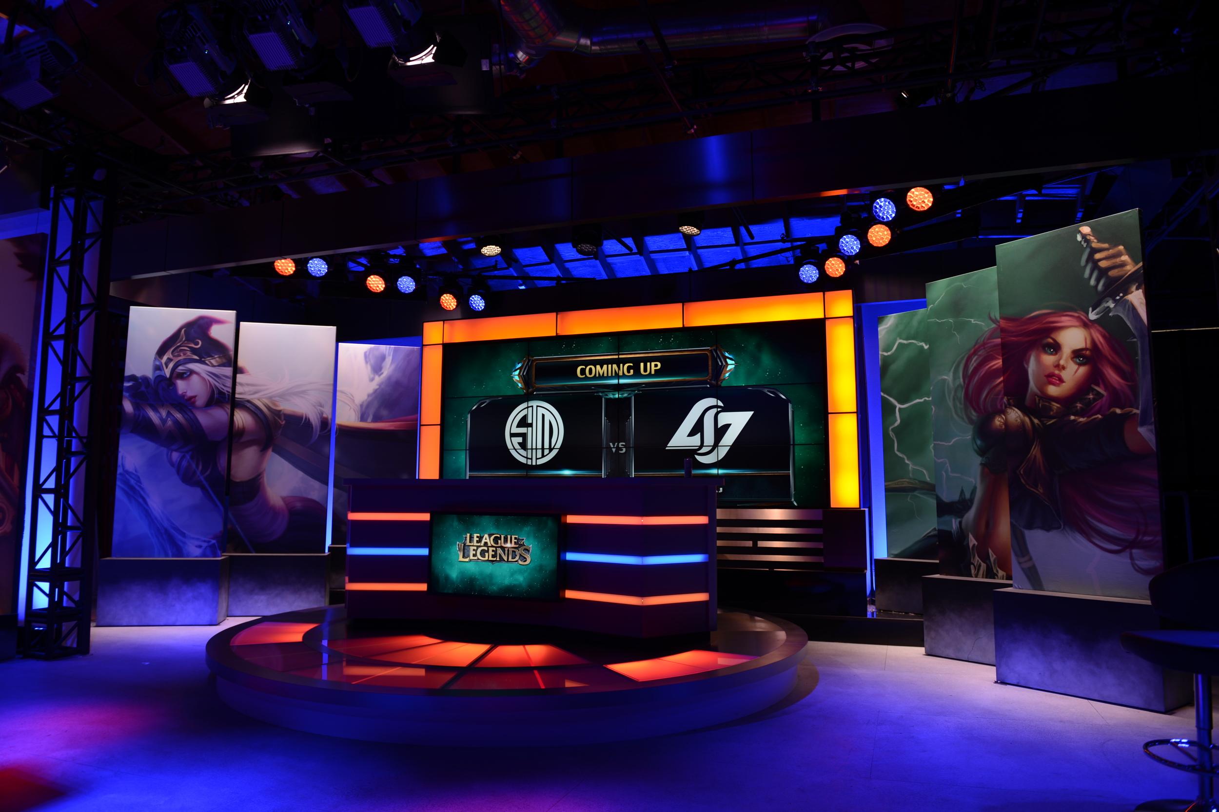 League of Legends-Studio