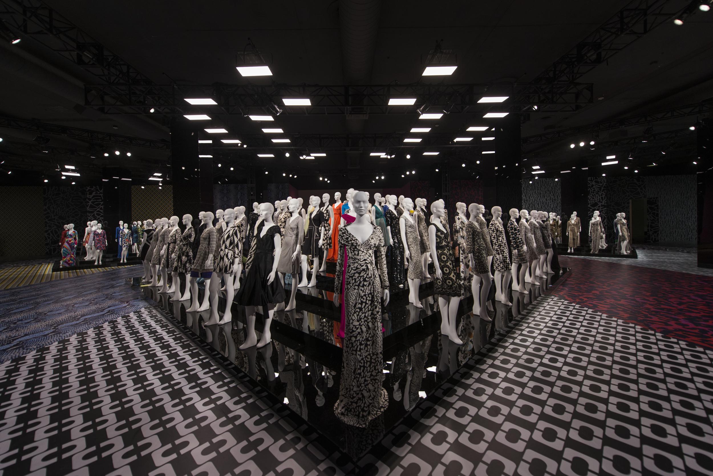 Diane Von Furstenberg- Journey of a Dress