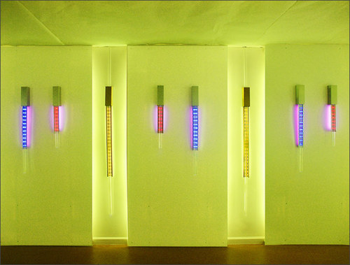 Luminous Layers at Safe-T-Gallery (2004)