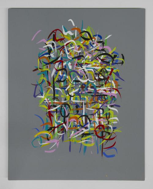 Radiations Series 3, Painting 5