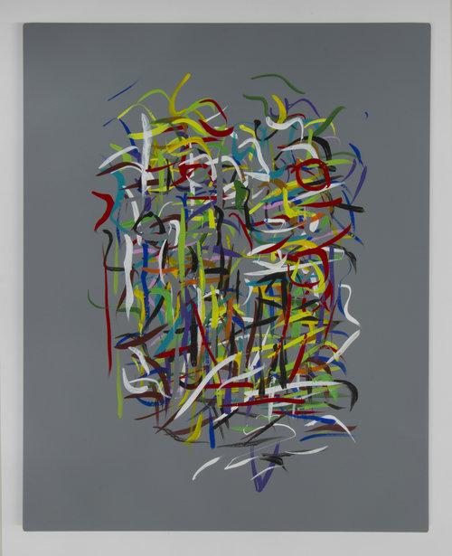 Radiations Series 3, Painting 8