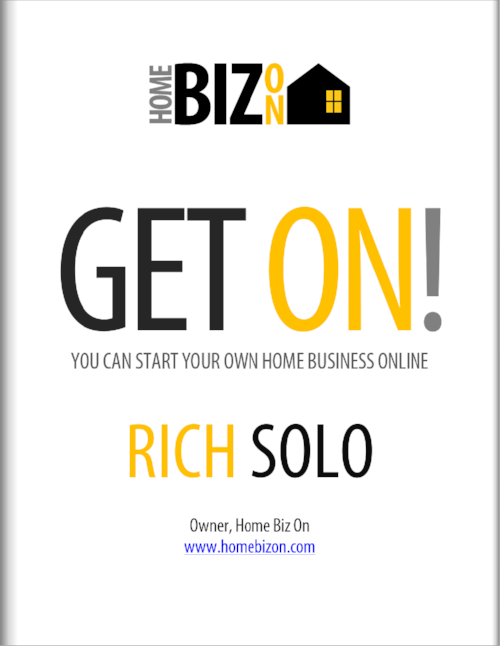 Get the digital book that will motivate you to get you online and help you succeed!