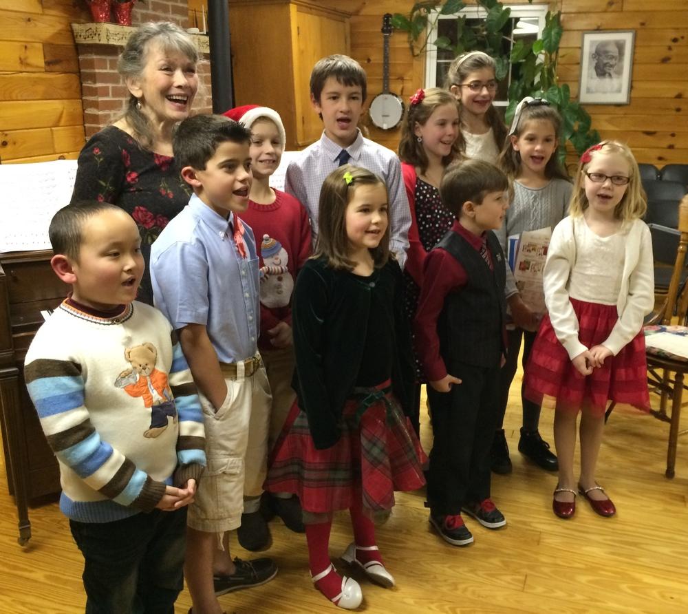 Piano Recital - December 5, 2015