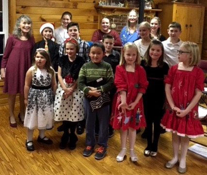 December 3, 2017 - 4:00 pm Recital