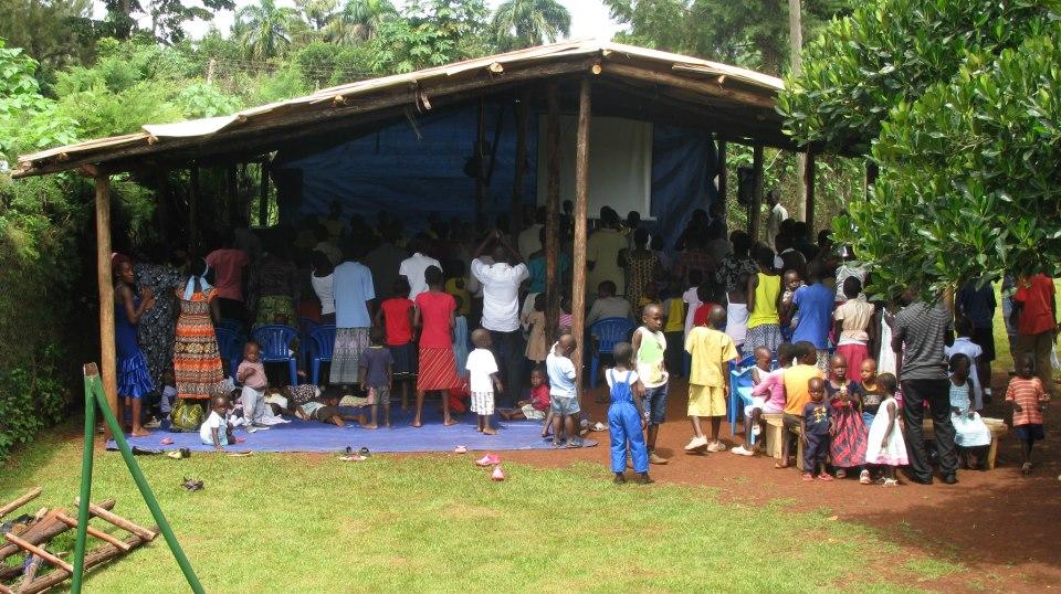 Sonrise Community Church Worship Center, 2010 through August 2013