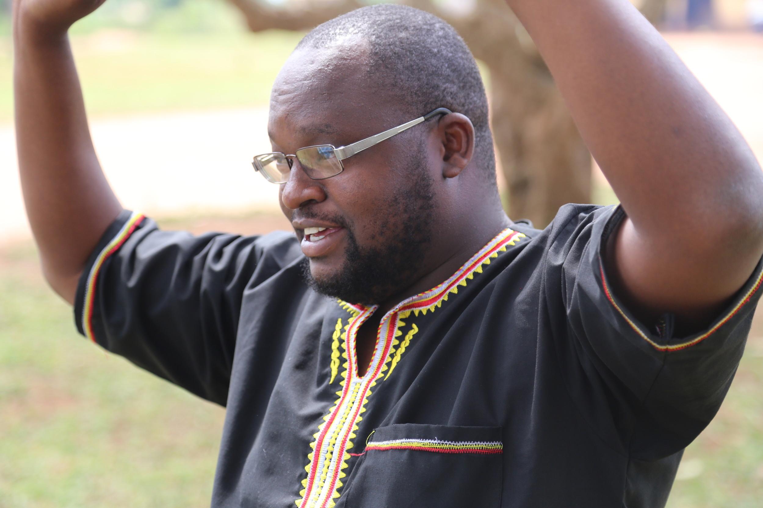 Pastor Ivan Mukulu