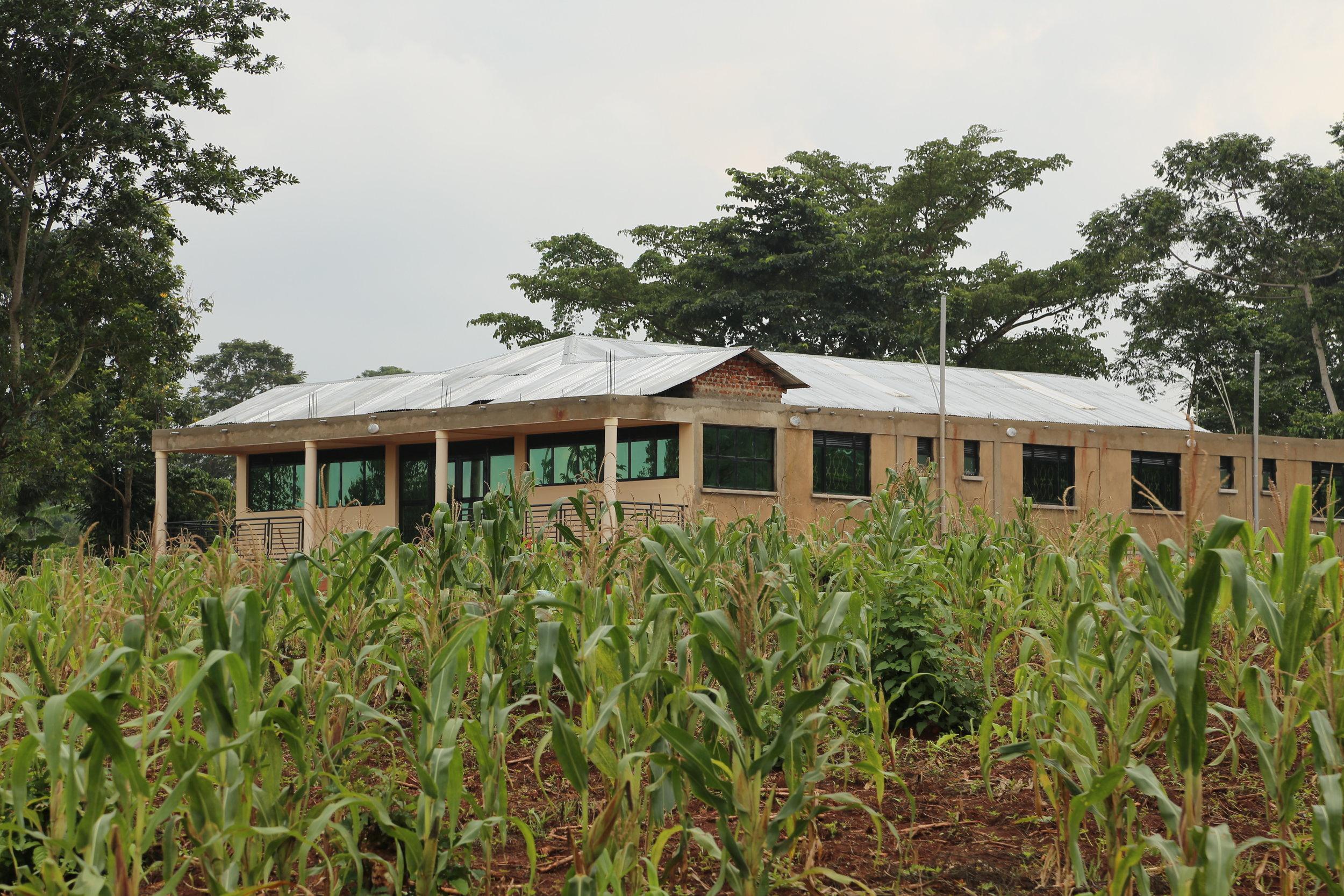New Mirembe Cottage