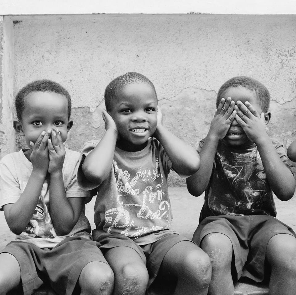 Speak Hear See No Evil Sonrise Ministries Uganda