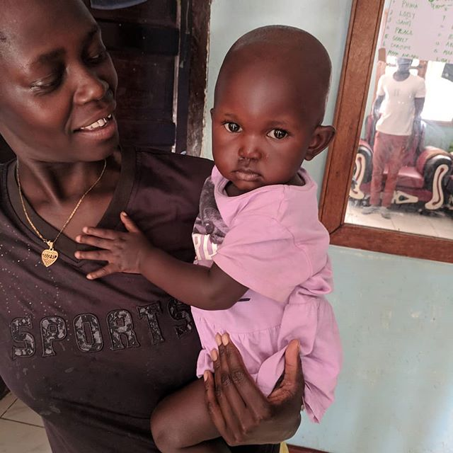 Recently we have welcomed several new baby girls into our home❤️ Meet Mary!!! To give to Sonrise Baby Home go to: www.sonriseministriesinc.org#donate_bh  #SonriseBHome #SonriseB