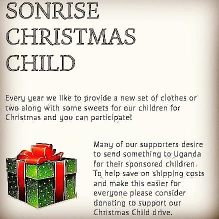 Consider making a child happy this Christmas with a new outfit or shoes this Christmas! Any gift towards our goal of all the children getting something they need this year will be helpful!  We are 80% there and only need $1,002 left to reach our goal!! To give go to: https://www.sonriseministriesinc.org/christmaschild  #SonriseBHome
