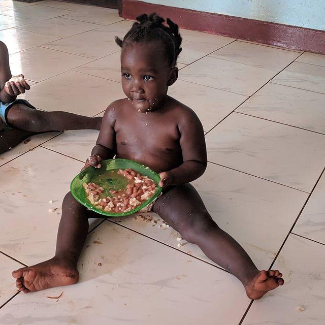 Yummm😋  To give to the baby home go to: www.sonriseministriesinc.org#donate_bh  #SonriseBHome  #SonriseB