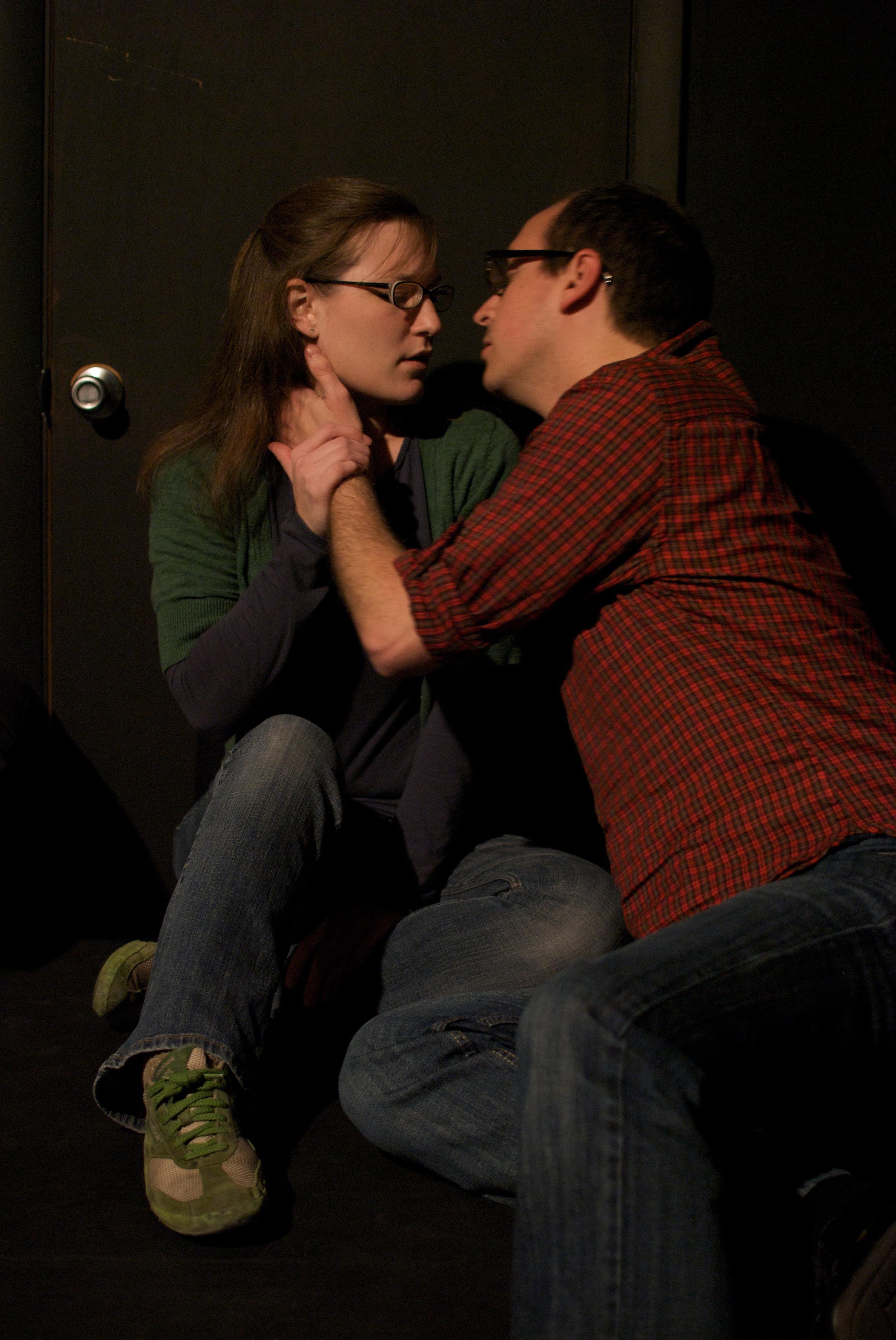 Stacie Hauenstein and McKenzie Gerber