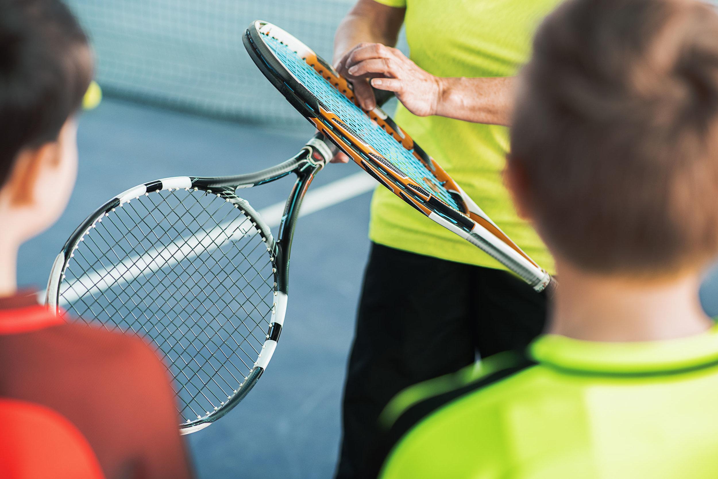 JUNIOR TENNIS - At Creekside Tennis & Swim Club