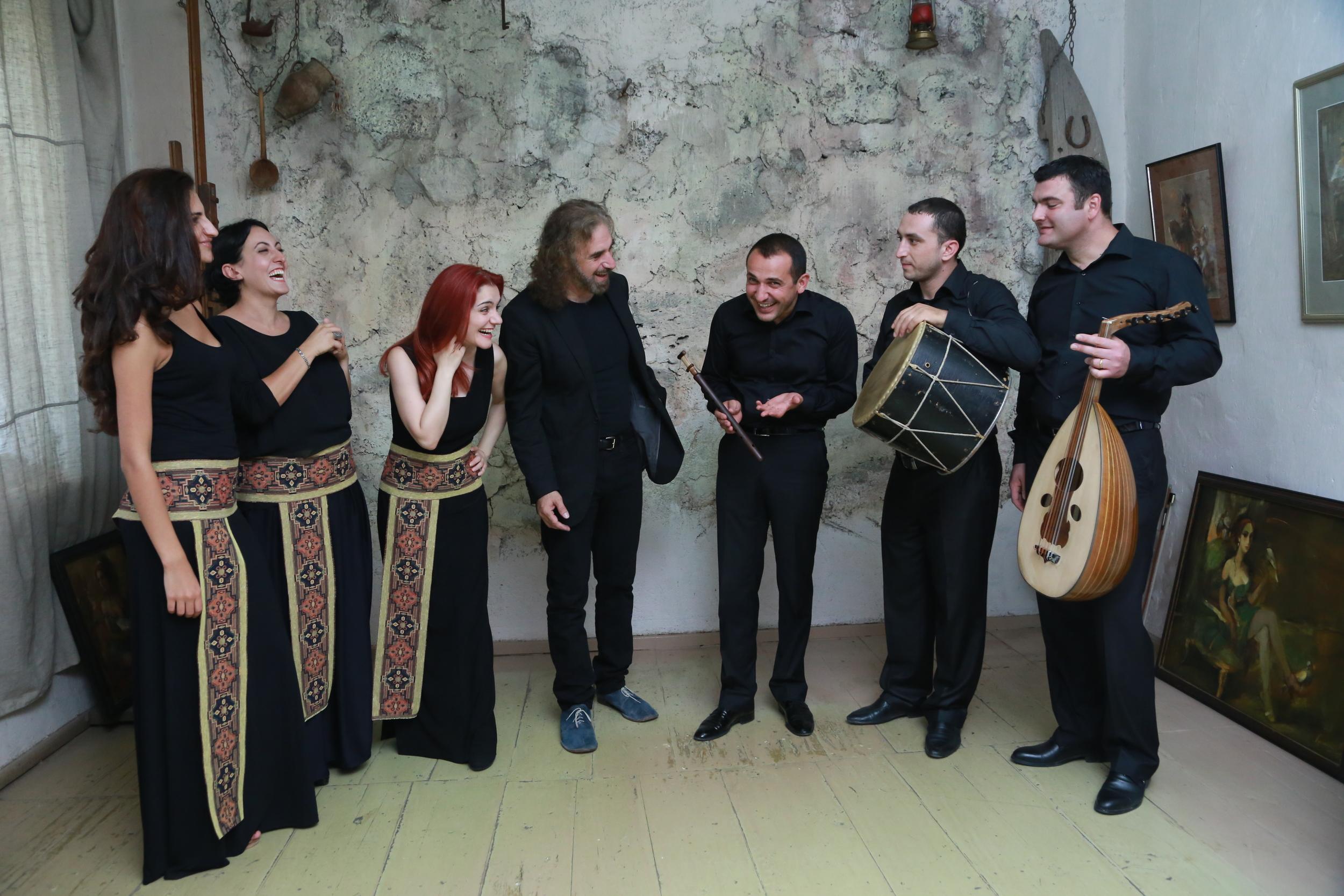 The Naghash Ensemble